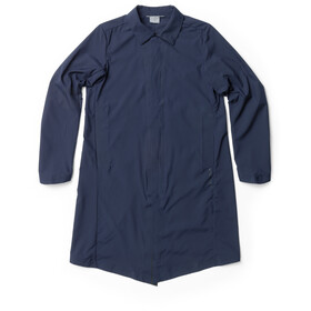 Houdini Nomad Parka Damer, blue illusion